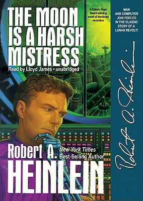 The Moon Is a Harsh Mistress Cover
