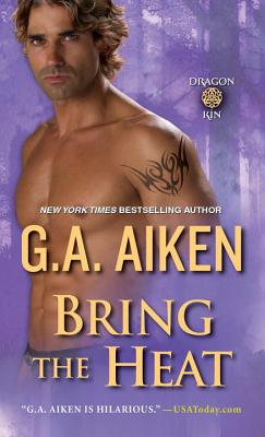Bring the Heat (Dragon Kin #9) Cover Image