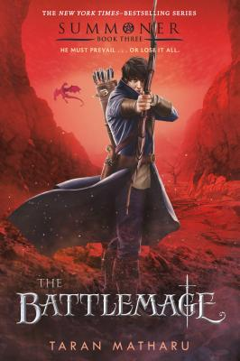 The Battlemage: Summoner, Book Three (The Summoner Trilogy #3) Cover Image