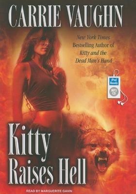 Kitty Raises Hell (Kitty Norville (Audio) #6) Cover Image