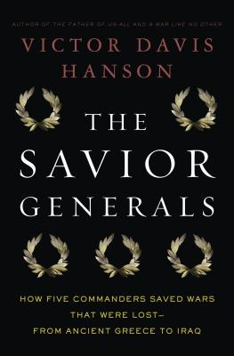 The Savior Generals Cover