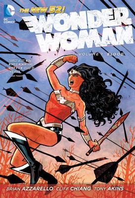 Wonder Woman Vol. 1 Cover
