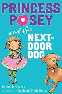 Princess Posey and the Next-Door Dog Cover