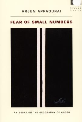 Fear of Small Numbers: An Essay on the Geography of Anger (Public Planet Books) Cover Image