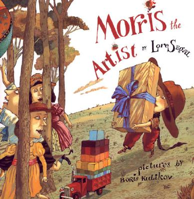 Morris the Artist Cover