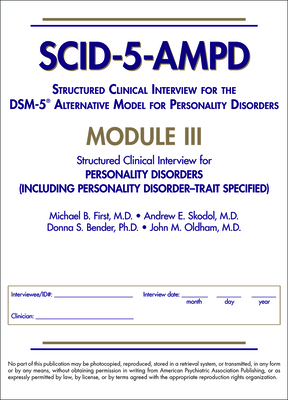 Quick Structured Clinical Interview for Dsm-5(r) Disorders (Quickscid-5) Cover Image