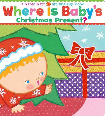 Cover for Where Is Baby's Christmas Present?