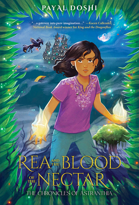Rea and the Blood of the Nectar Cover Image