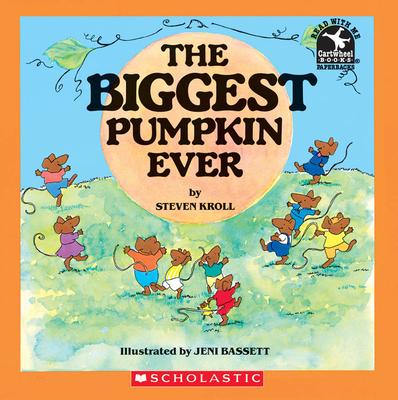 Biggest Pumpkin Ever Cover Image