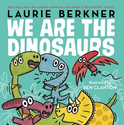 We Are the Dinosaurs Cover