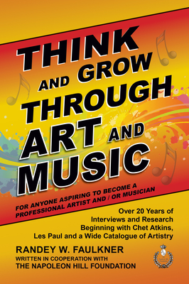 Think and Grow Through Art and Music Cover Image