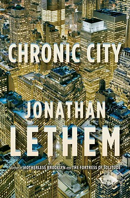 Chronic City: A Novel Cover Image