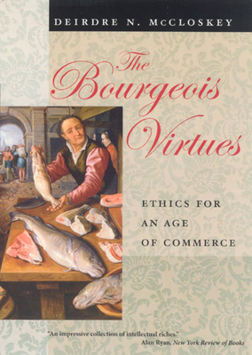 The Bourgeois Virtues Cover