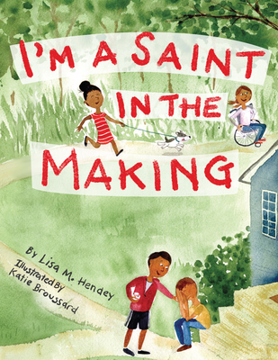 I'm a Saint in the Making Cover Image