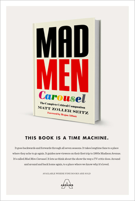 Mad Men Carousel: The Complete Critical Companion Cover Image