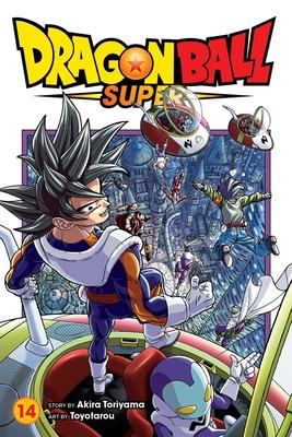 Dragon Ball Super, Vol. 14 Cover Image