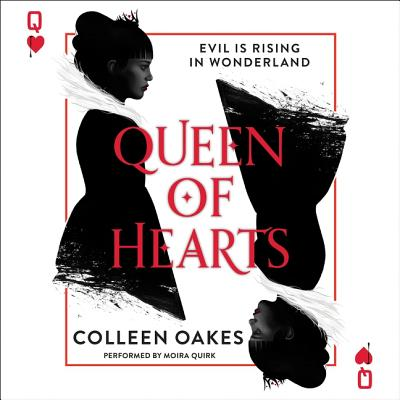 Queen of Hearts Lib/E Cover Image