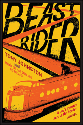 Beast Rider Cover Image