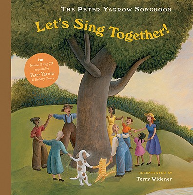 Let's Sing Together! [With CD (Audio)] Cover
