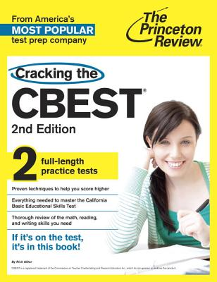 Cracking the CBEST, 2nd Edition Cover