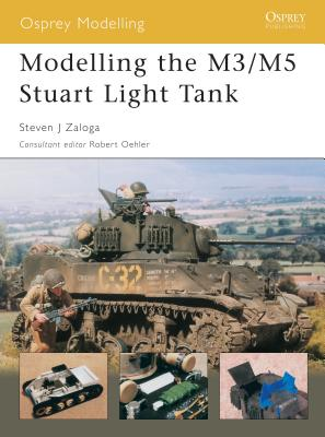 Modelling the M3/M5 Stuart Light Tank Cover