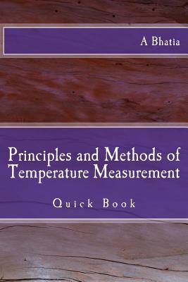 Principles and Methods of Temperature Measurement: Quick Book Cover Image