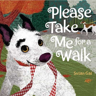 Please Take Me For a Walk Cover Image