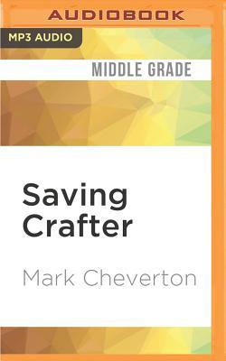 Cover for Saving Crafter (Herobrine Reborn #1)