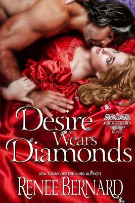 Desire Wears Diamonds (Jaded Gentleman Novel #6) Cover Image