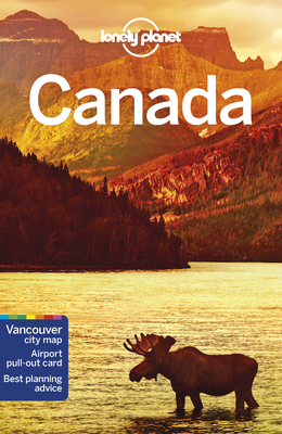 Lonely Planet Canada (Country Guide) Cover Image