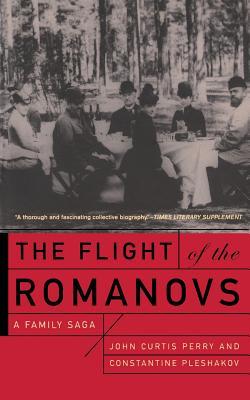 The Flight of the Romanovs a Family Saga Cover