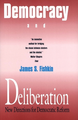 Cover for Democracy and Deliberation