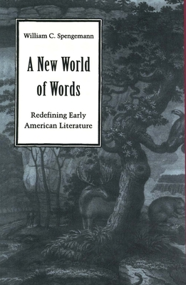 Cover for A New World of Words