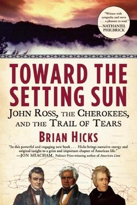 Toward the Setting Sun Cover