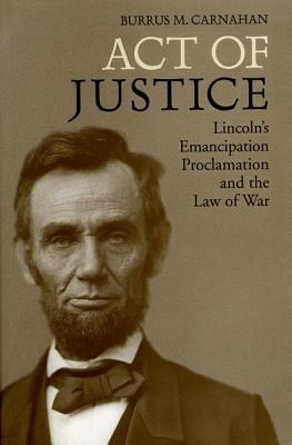 Cover for Act of Justice