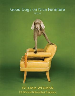 Good Dogs on Nice Furniture Notes: 20 Different Notecards & Envelopes Cover Image
