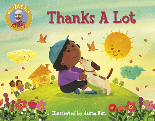 Thanks A Lot (Raffi Songs to Read) Cover Image