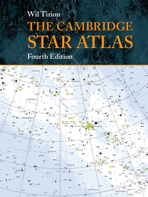 The Cambridge Star Atlas Cover Image