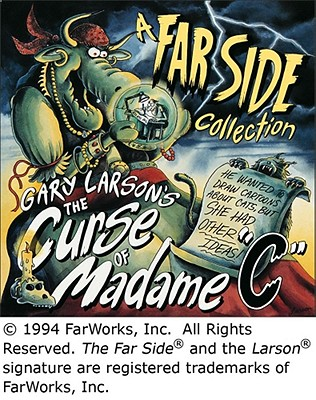 The Curse Of Madame C (Far Side #20) Cover Image