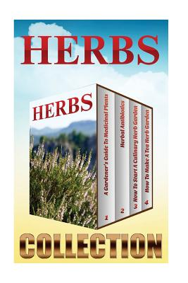 Herbs: Medicinal Plants And Culinary Herbs Cover Image
