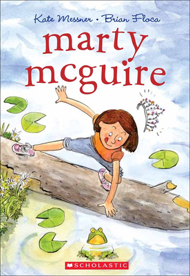 Marty McGuire Cover
