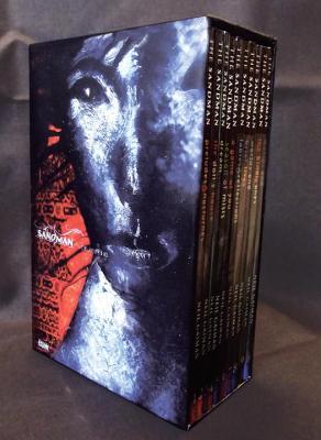 Sandman Slipcase Set Cover