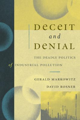 Deceit and Denial Cover