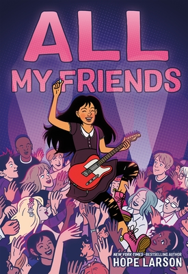 All My Friends (Eagle Rock Series #3) Cover Image