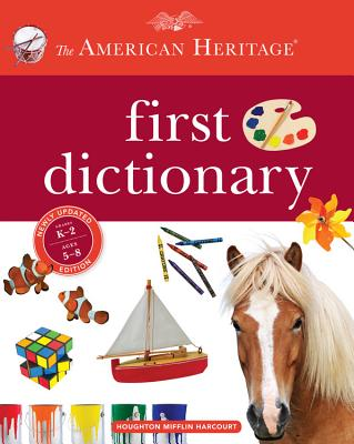 The American Heritage First Dictionary Cover Image