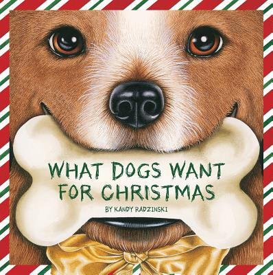 What Dogs Want for Christmas Cover