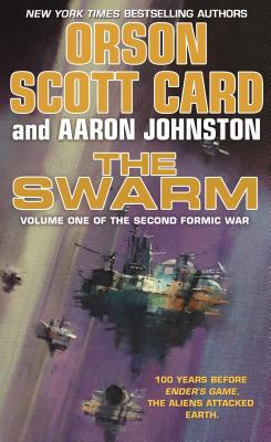 The Swarm: The Second Formic War (Volume 1) Cover Image