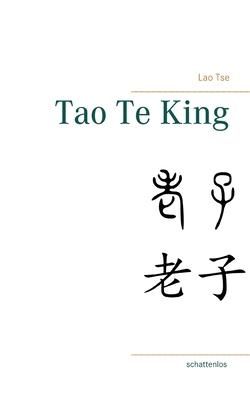 Tao Te King Cover Image