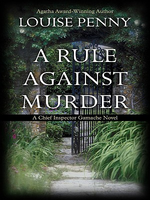 A Rule Against Murder (Thorndike Mystery) Cover Image