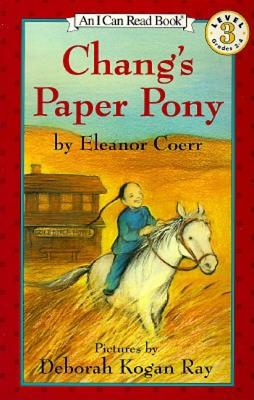 Chang's Paper Pony Cover
